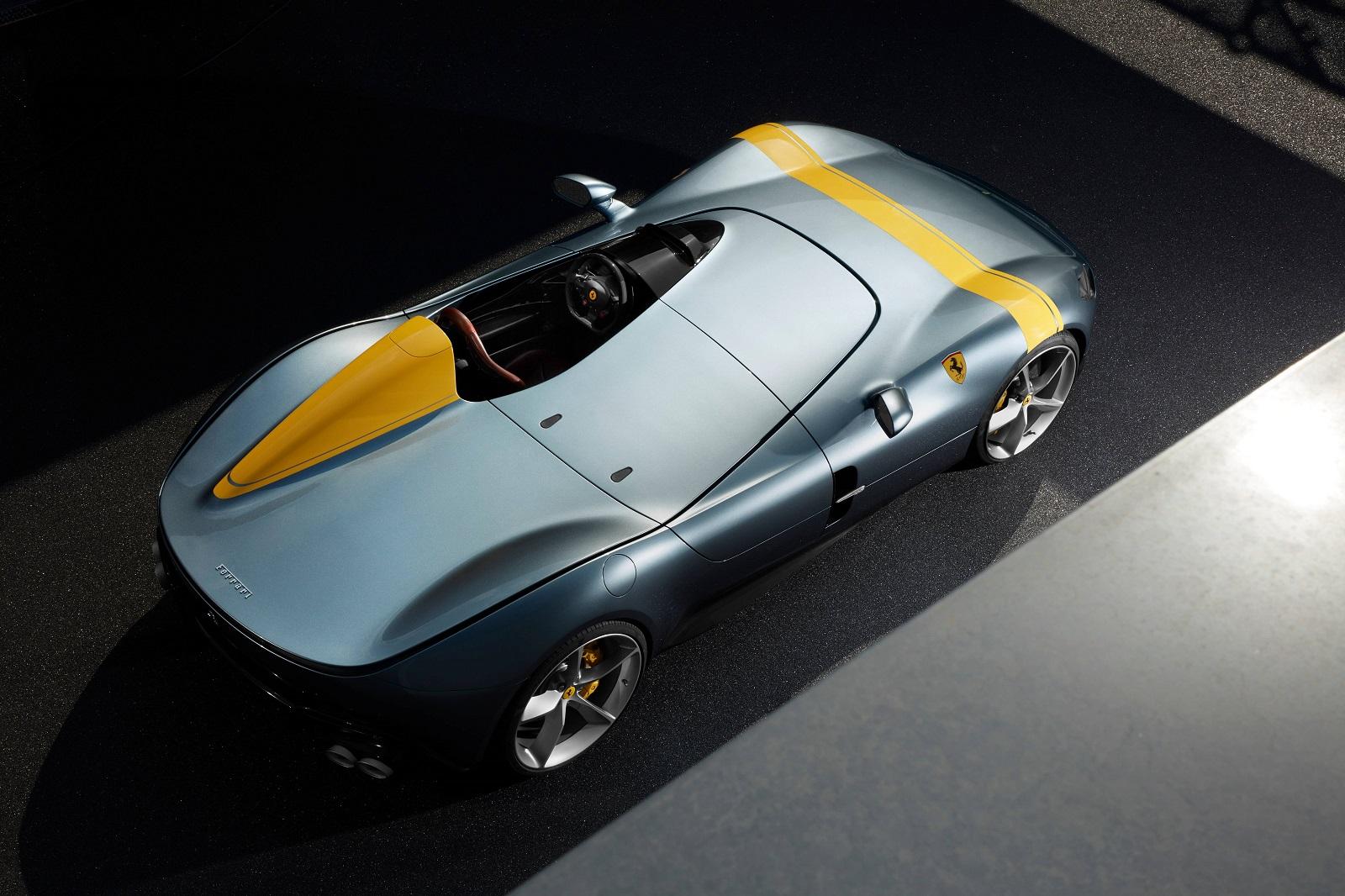 Ferrari Monza Sp 1