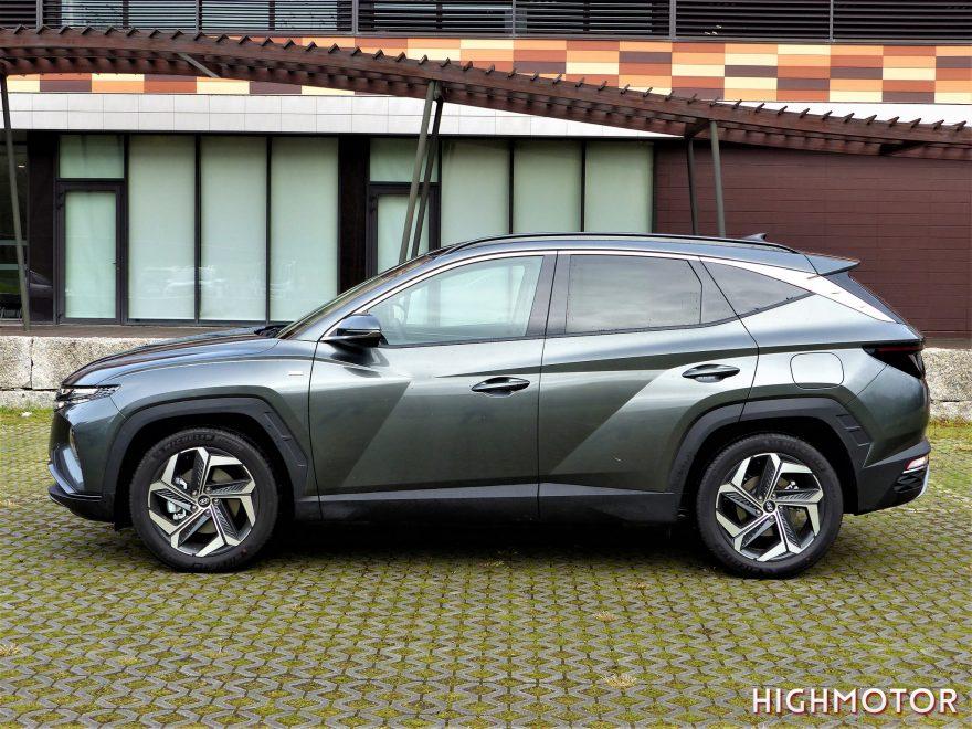 Hyundai Tucson 2021 4x4 Foto 0038