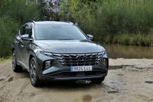 Prueba Hyundai Tucson 1.6 CRDI 136 CV 4×4 DCT, líder del segmento (2021)