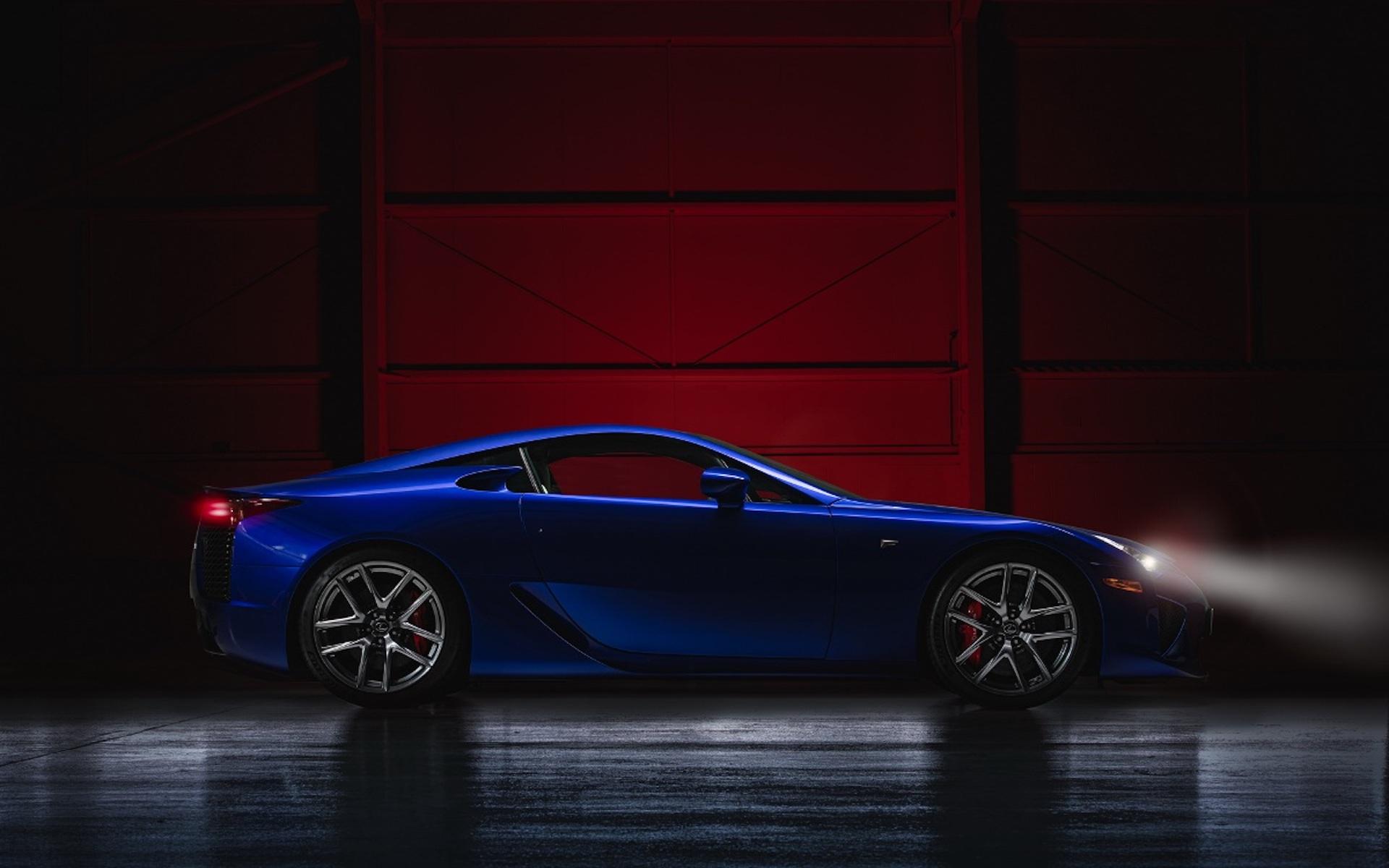 Lexus Lfa 10 Aniversario 2