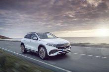 Mercedes-Benz EQA: el nuevo SUV de acceso a la gama eléctrica de Mercedes