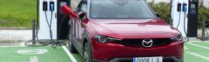 Prueba Mazda MX-30, un eléctrico con personalidad
