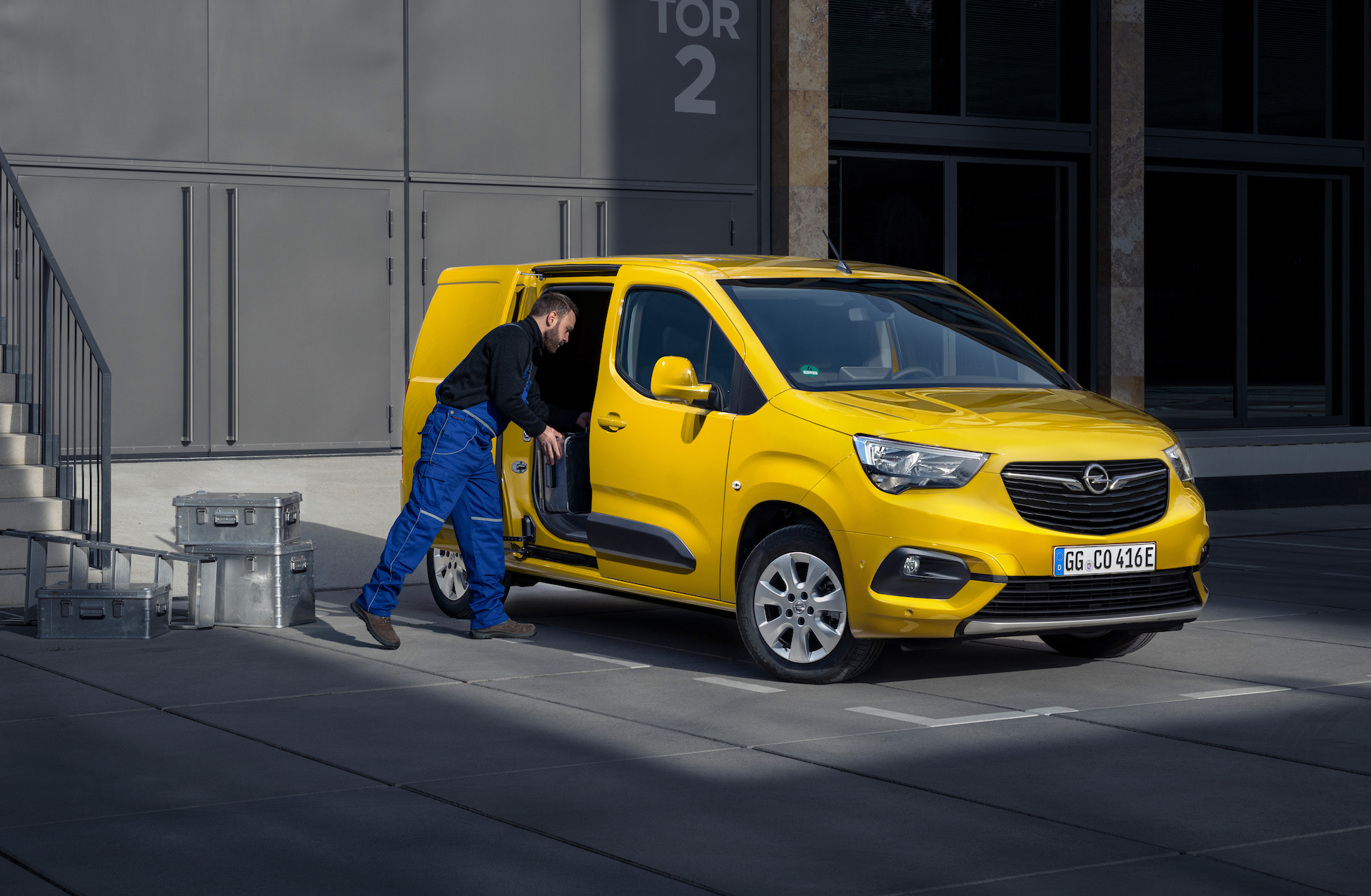 Opel Combo E Cargo