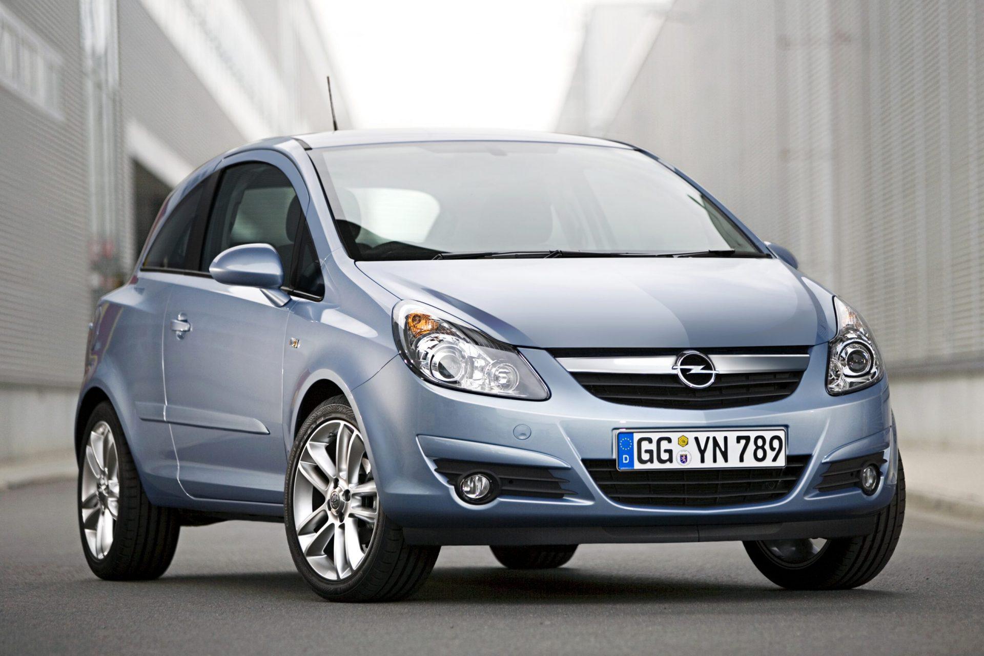 Opel Corsa 3 Door 81