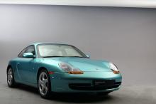 Este Porsche 911 (996) está blindado y es único en su especie
