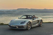 El Porsche Boxster cumple 25 años y lo celebra con una edición especial para los más puristas
