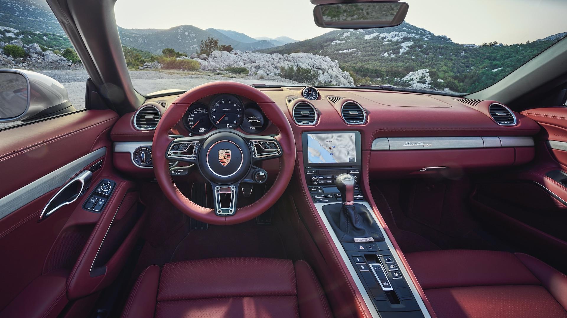 Porsche Boxster 25 Aniversario 6