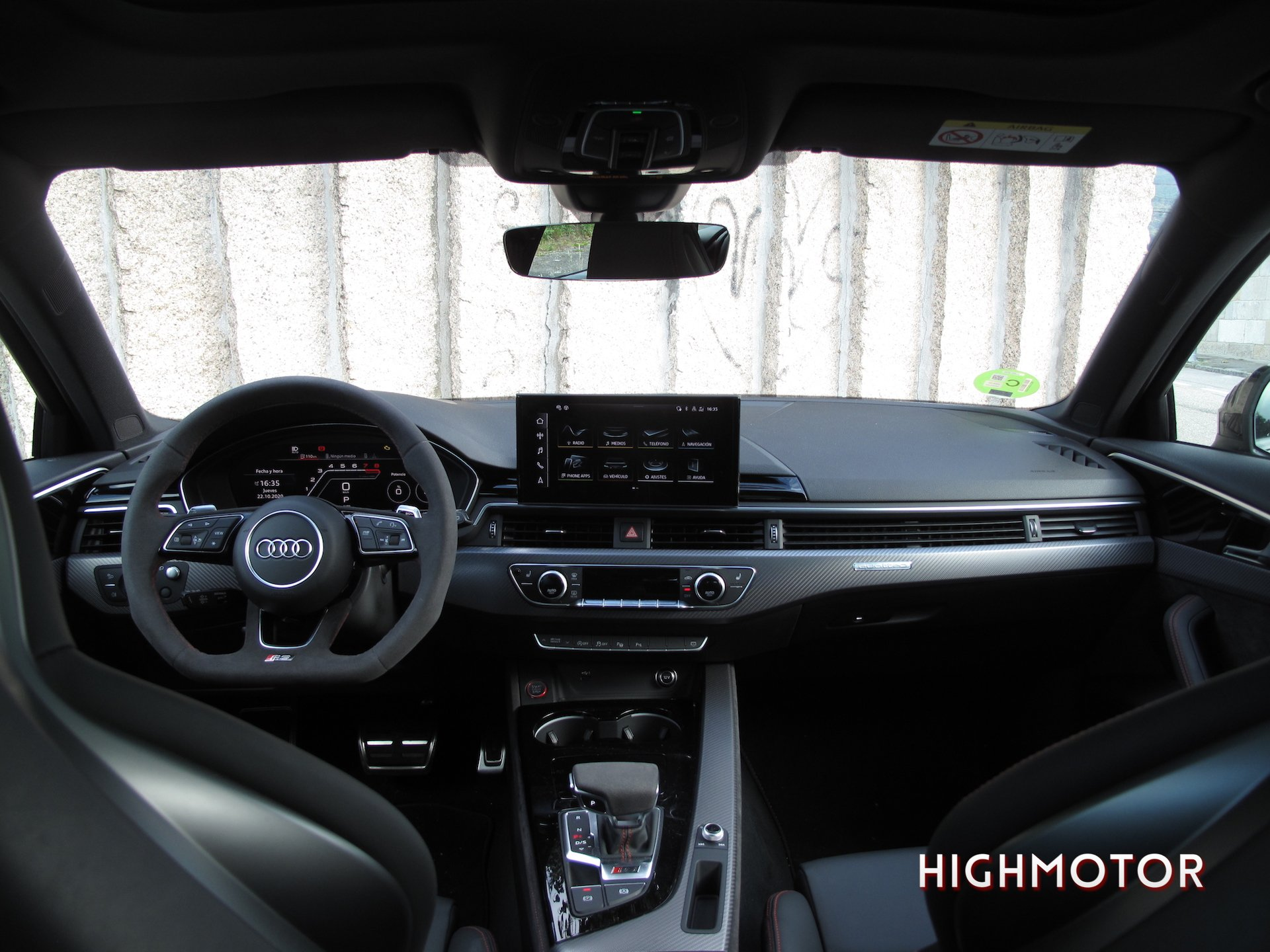 Prueba Audi Rs 4 2020 15