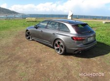 Prueba Audi Rs 4 2020 2