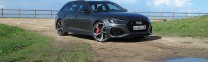 Prueba Audi RS 4 Avant: 450 CV para llevar a la familia y disfrutar en el circuito