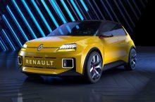 ¡Vuelve el Renault 5 en versión eléctrica!