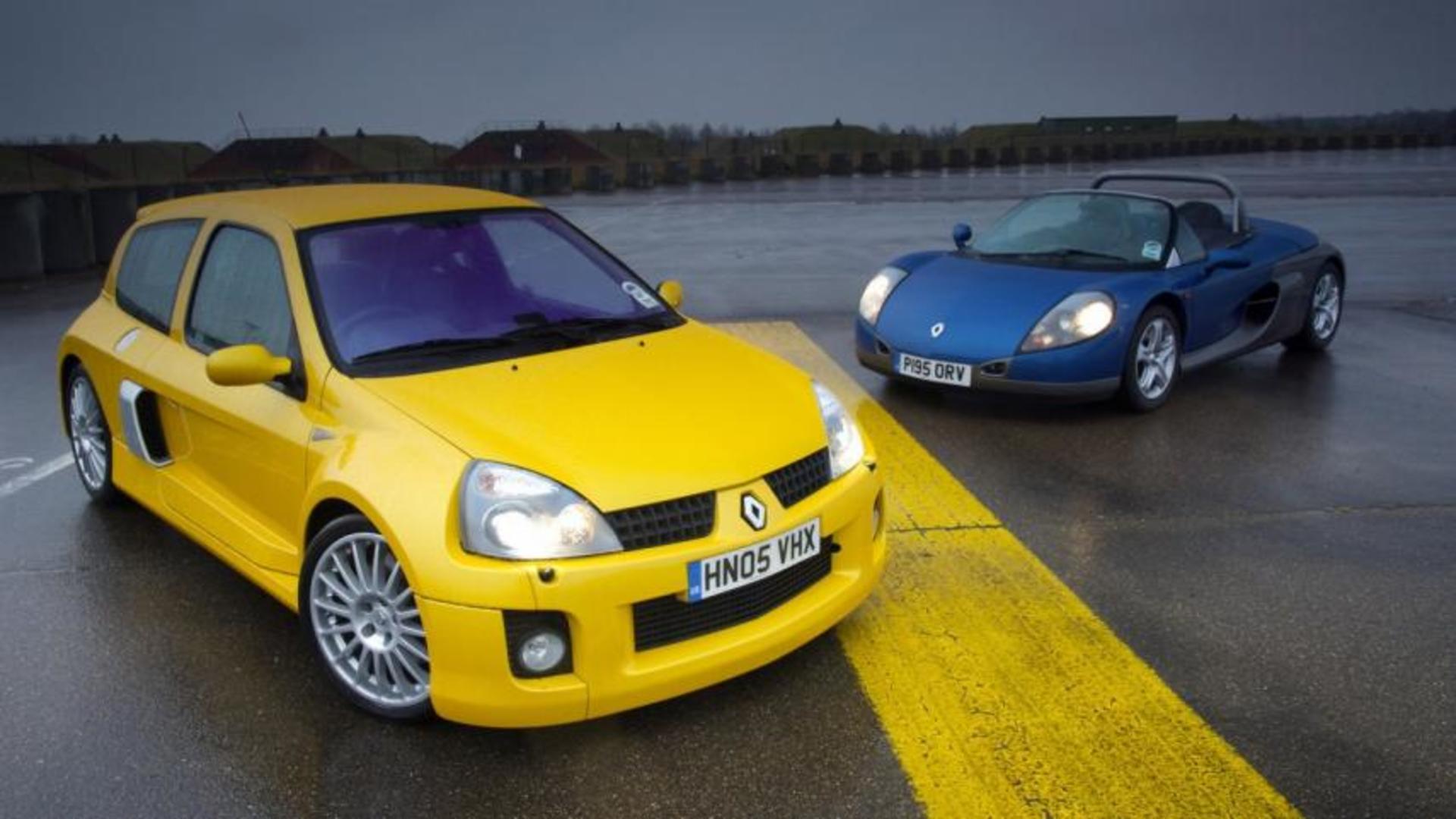Renault Clio V6 2185487