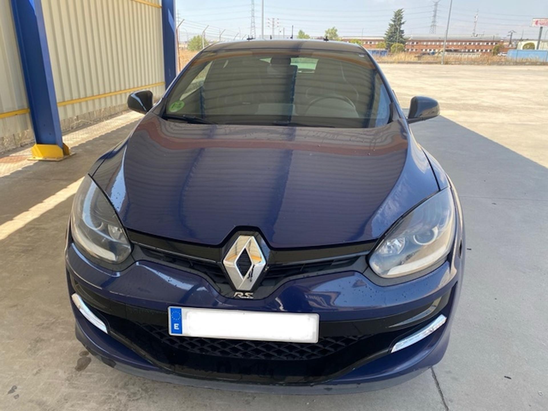 Renault Megane R S Policia Municipal Madrid Venta 3
