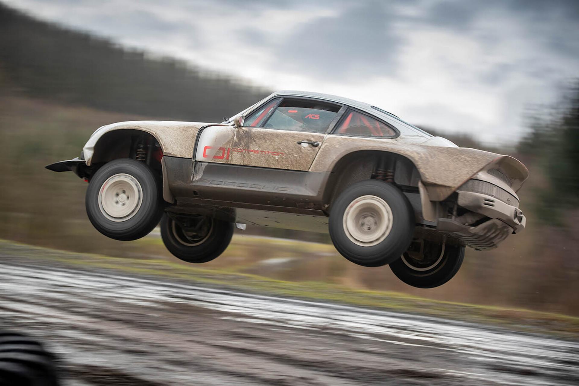 Singer Acs Porsche 911 Safari 10