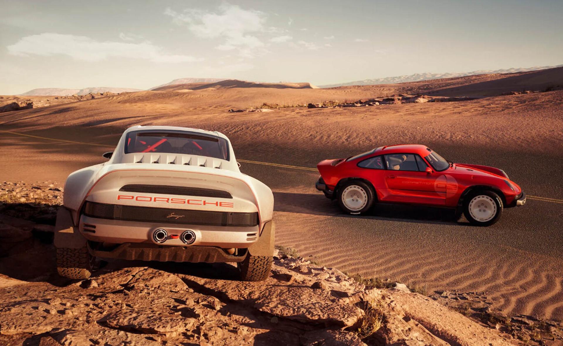 Singer Acs Porsche 911 Safari 3