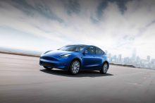 Tesla adelanta sus previsiones: 700 unidades del Model Y salen de su fábrica en Shanghái
