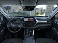 Toyota Highlander Electric Hybrid 2021 Interior Prueba Highmotor 2