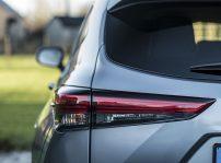 Toyota Highlander Electric Hybrid 2021 Prueba Highmotor 18