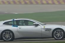 El Ferrari Purosangue se vuelve a disfrazar de GTC4Lusso