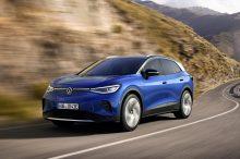 El Volkswagen ID.4 GTX será el primer eléctrico deportivo de Volkswagen
