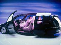 Mercedes Benz F 100 Im Jahr 1991: Ein Starker Blick In Die Zukunft Des Automobils Mercedes Benz F 100 In 1991 – A Powerful Glance Into The Future Of The Car