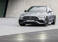 2022 Mercedes Benz C Class 1 1