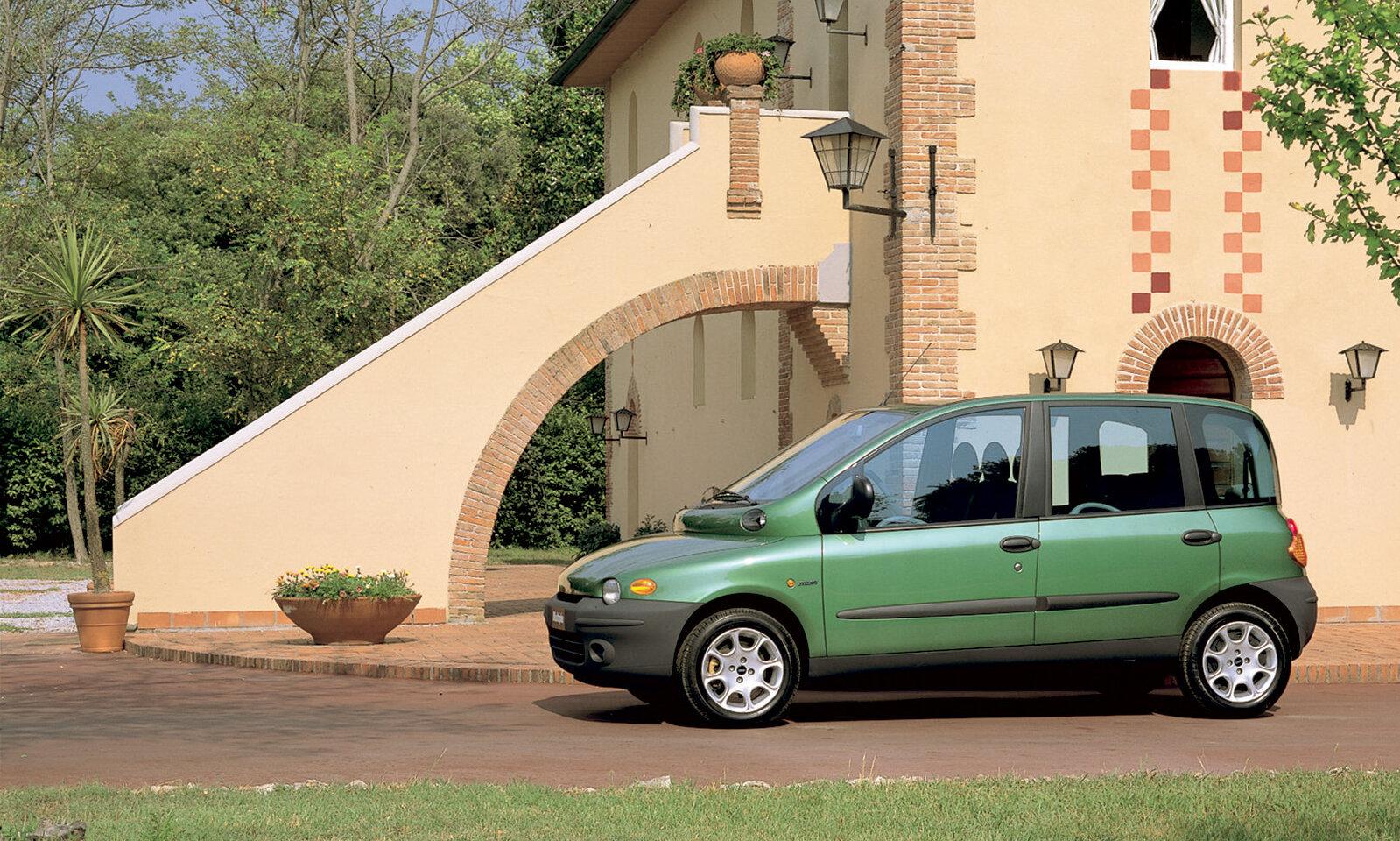 Fiat Multipla 2002 1600 05
