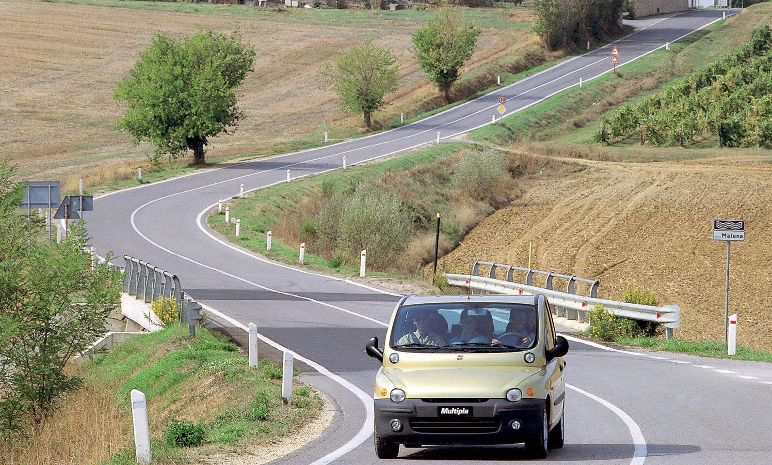 Fiat Multipla 2002 1600 0d