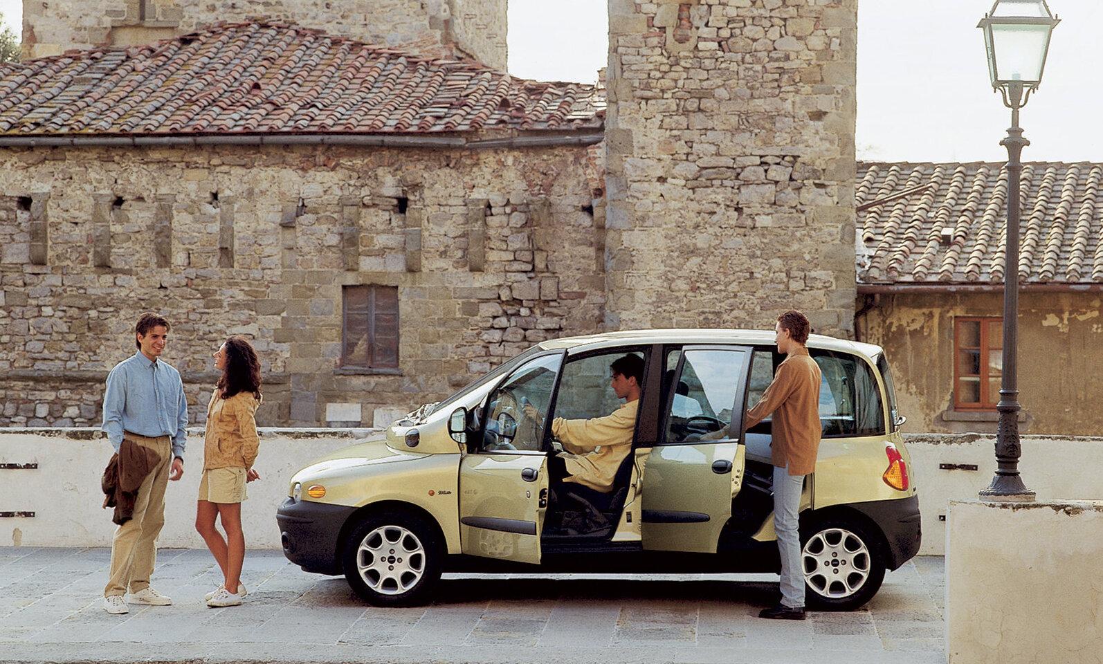 Fiat Multipla 2002 1600 14