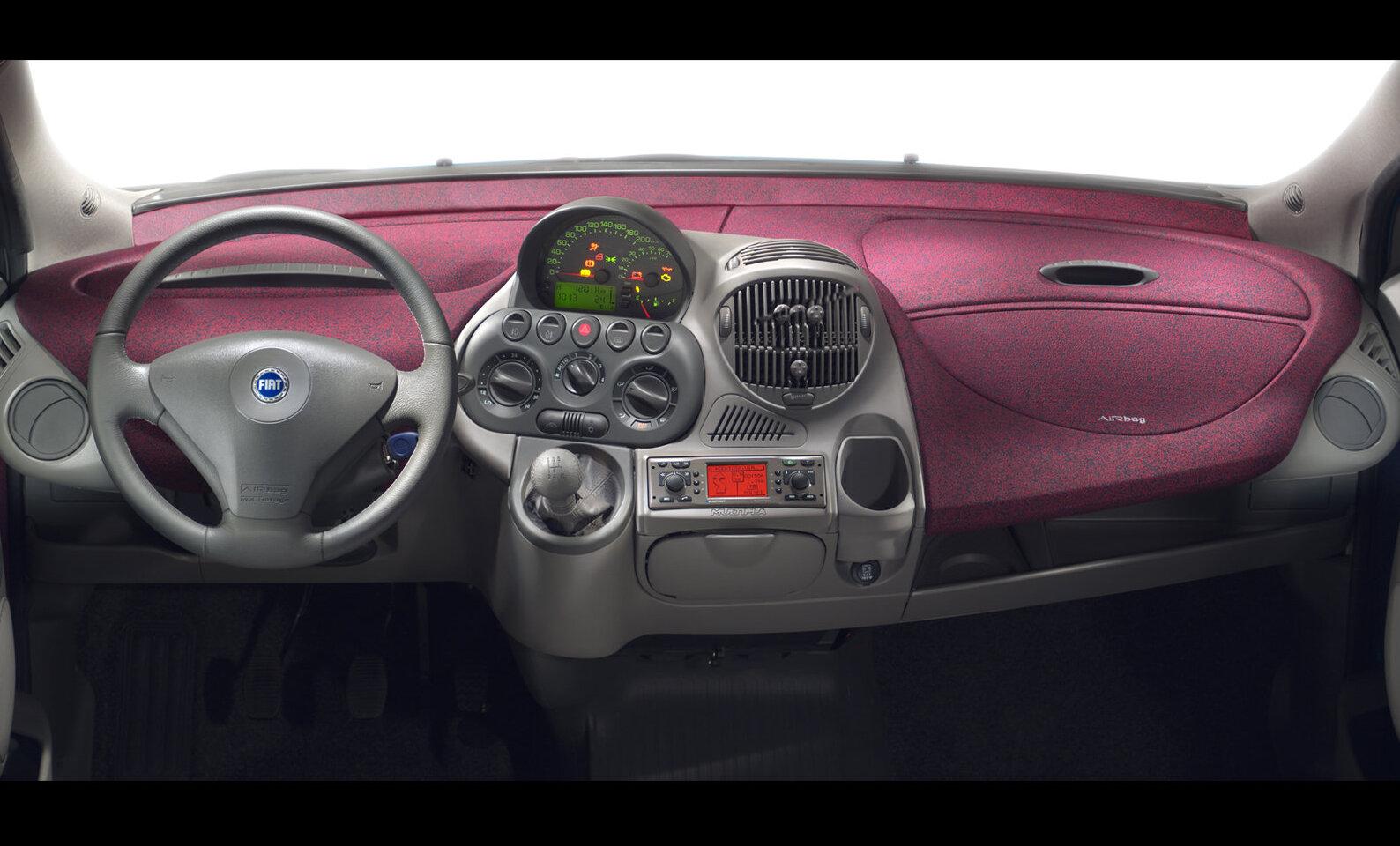 Fiat Multipla 2002 1600 16