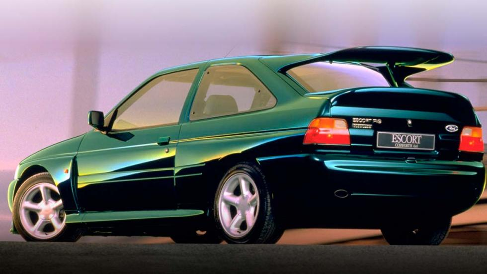 Ford Escort Rs Cosworth 20
