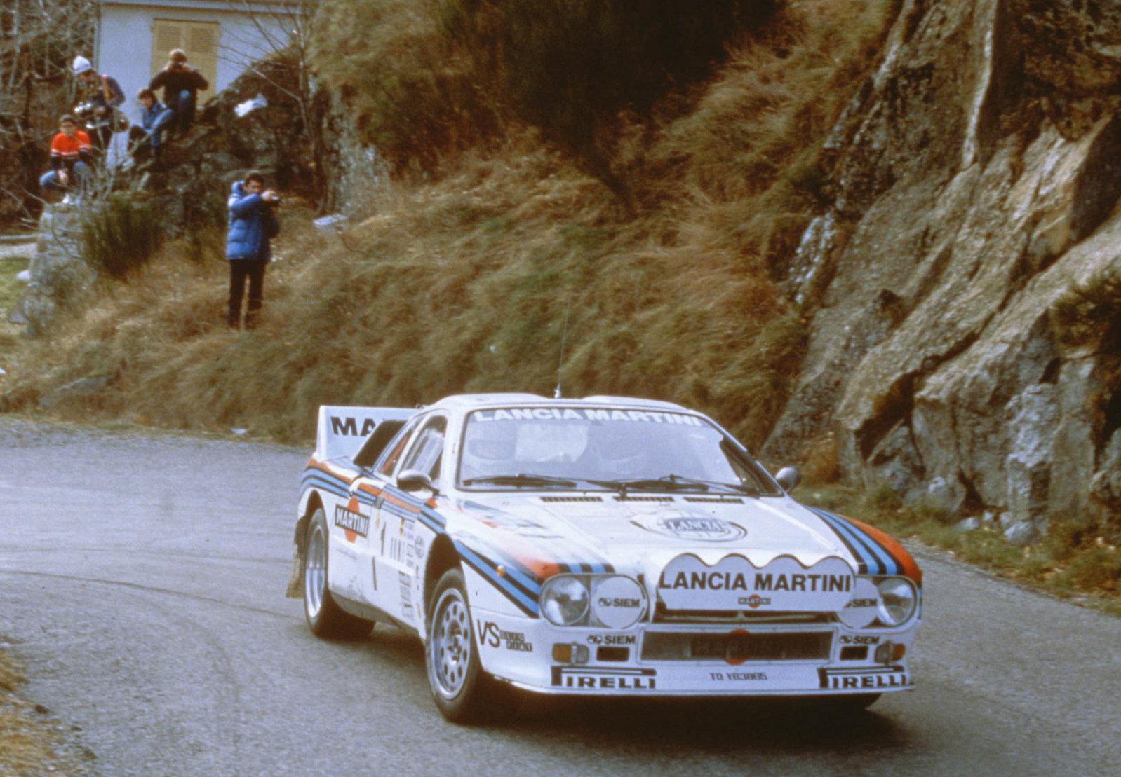 Lancia Rally 037 Gruppo B 1982 1600 03