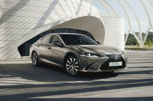 El Lexus ES 300h añade a su gama los nuevos acabados Luxury y Premium