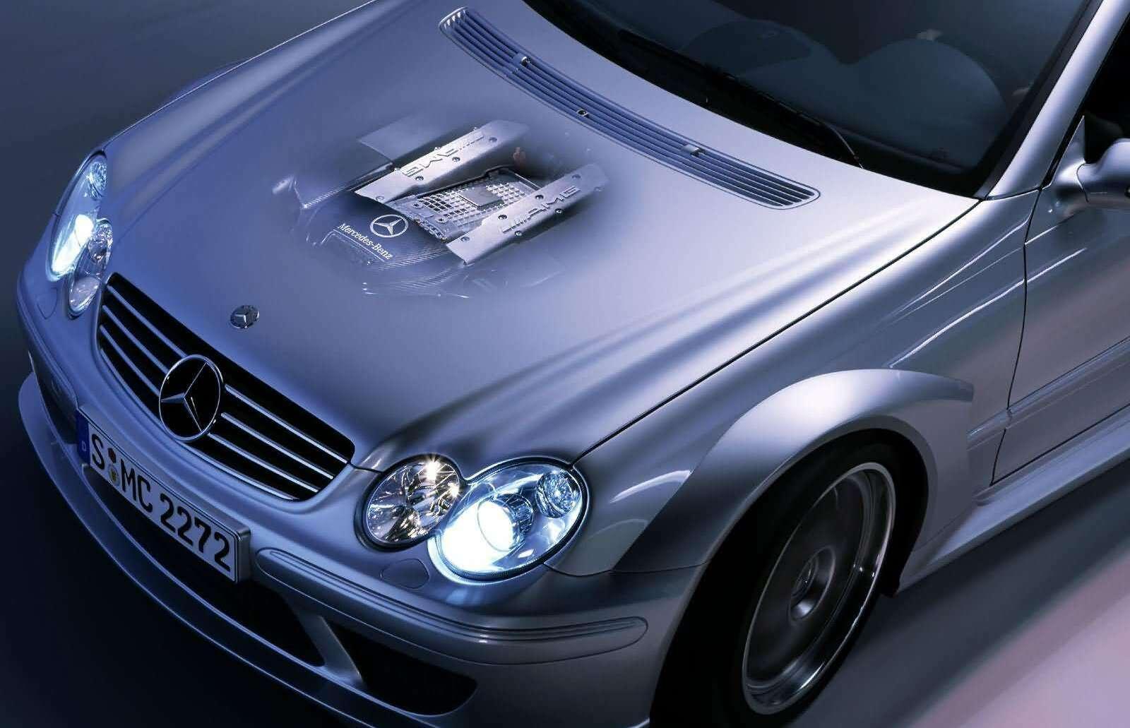 Mercedes Benz Clk Dtm Amg 2004 1600 0f