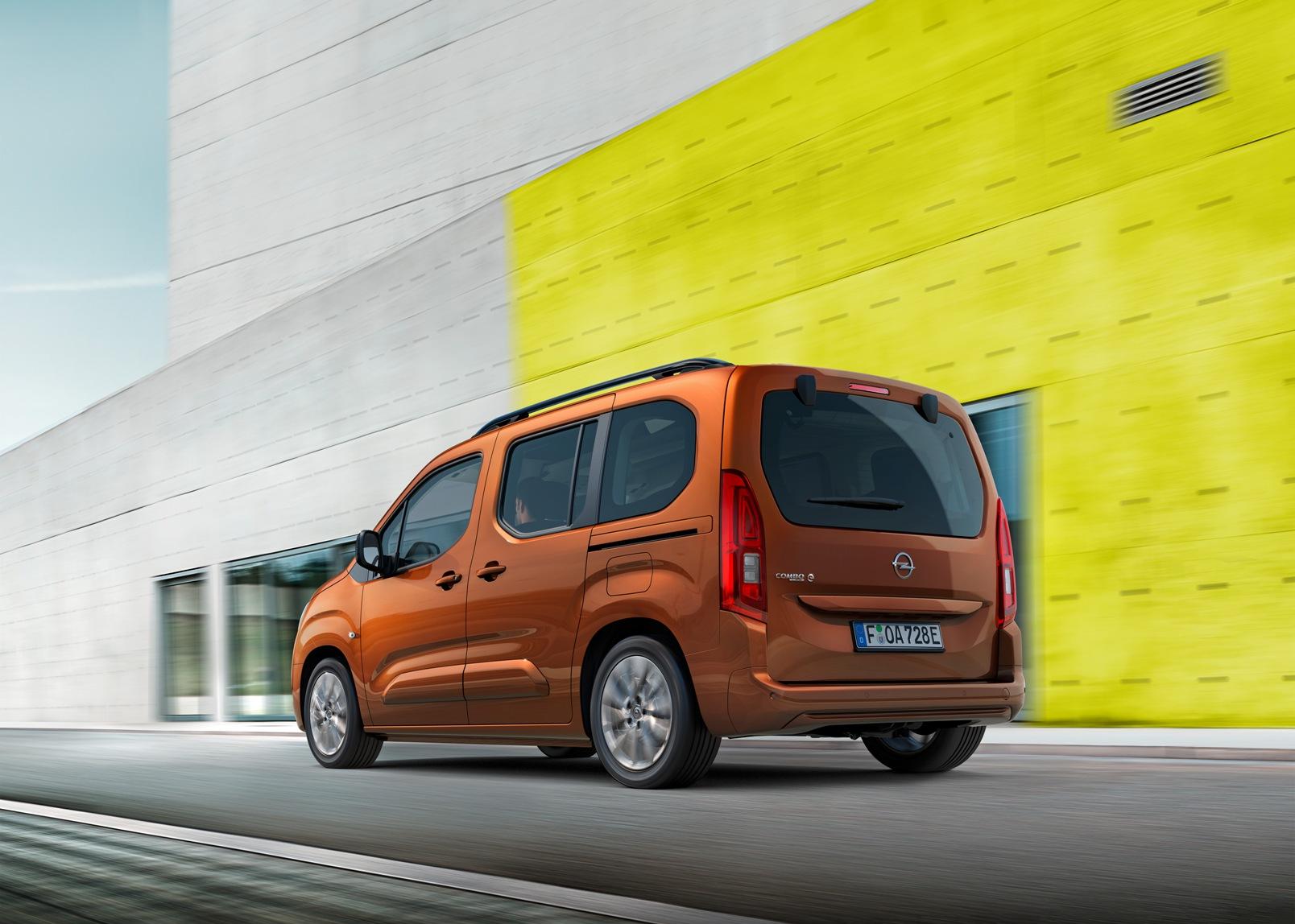 Opel Combo E Life (2)
