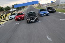 Coches con historia: BMW M3, conoce sus generaciones y sus versiones más radicales