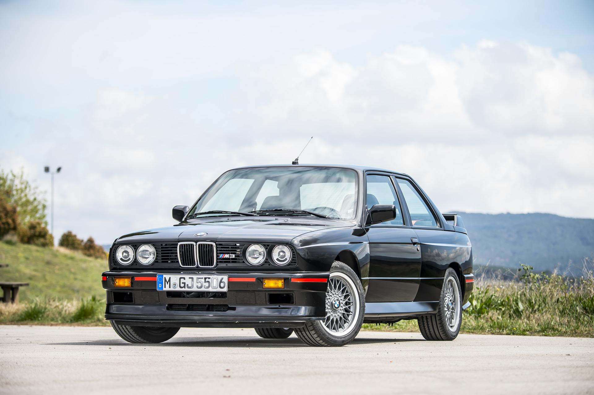 P90215404 Highres E30 Bmw M3 Sport Evo