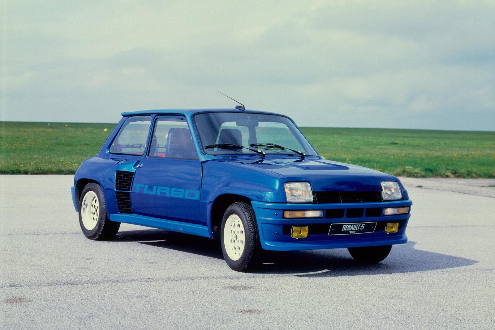Renault 5 Turbo 1979 1600 01