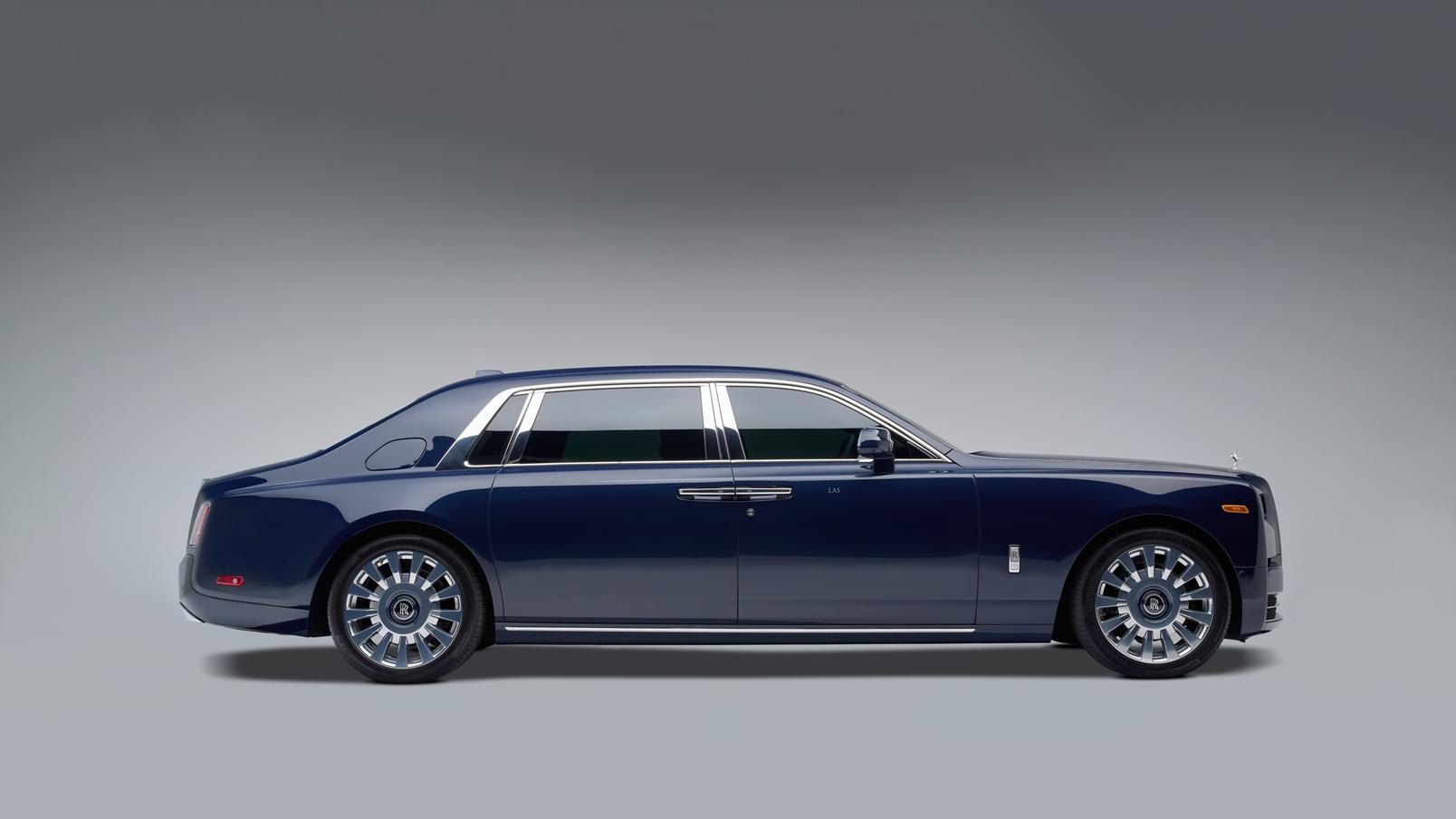 Rolls Royce Koa Phantom (1)