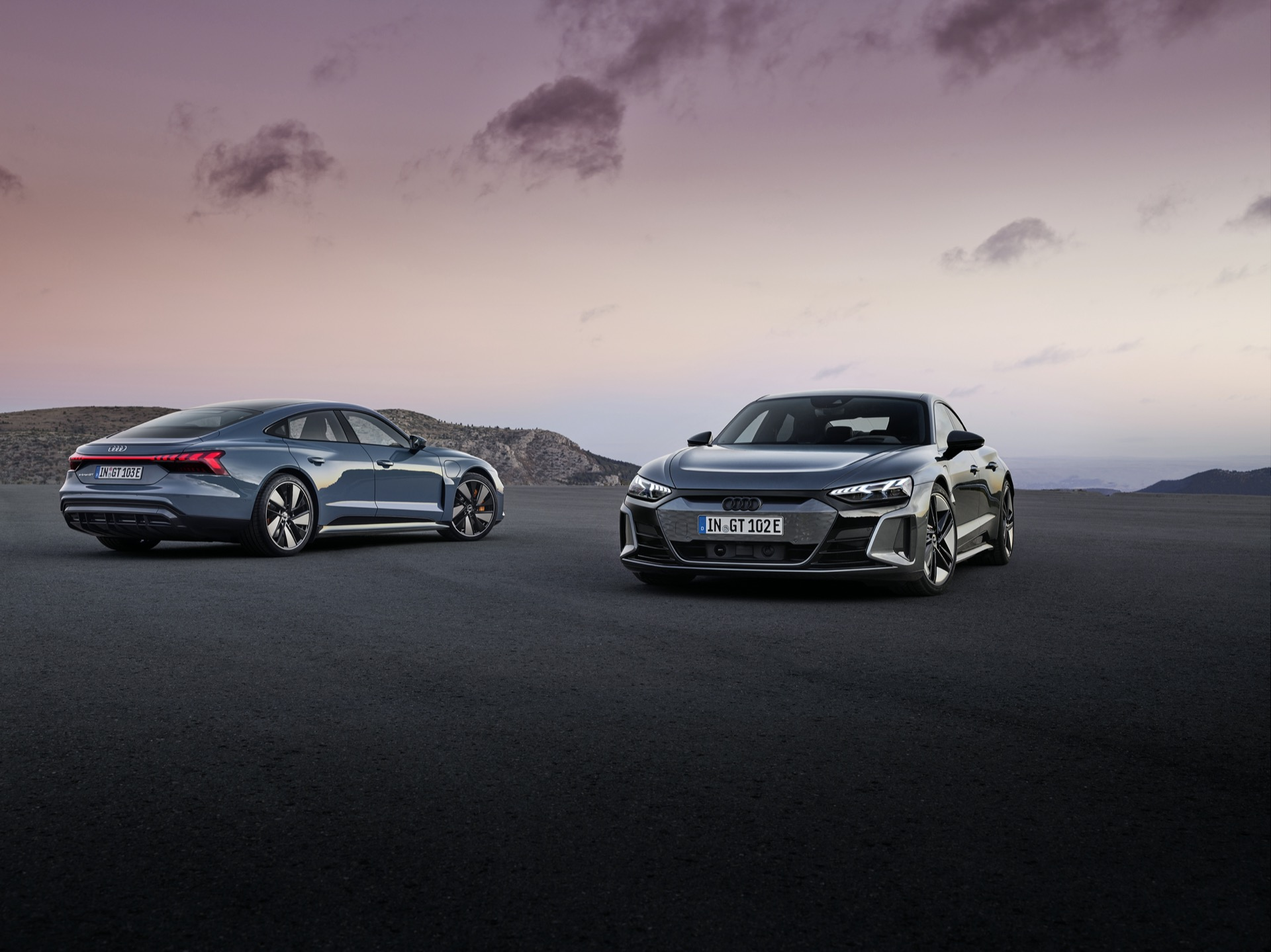 Audi E Tron Gt Quattro / Audi Rs E Tron Gt