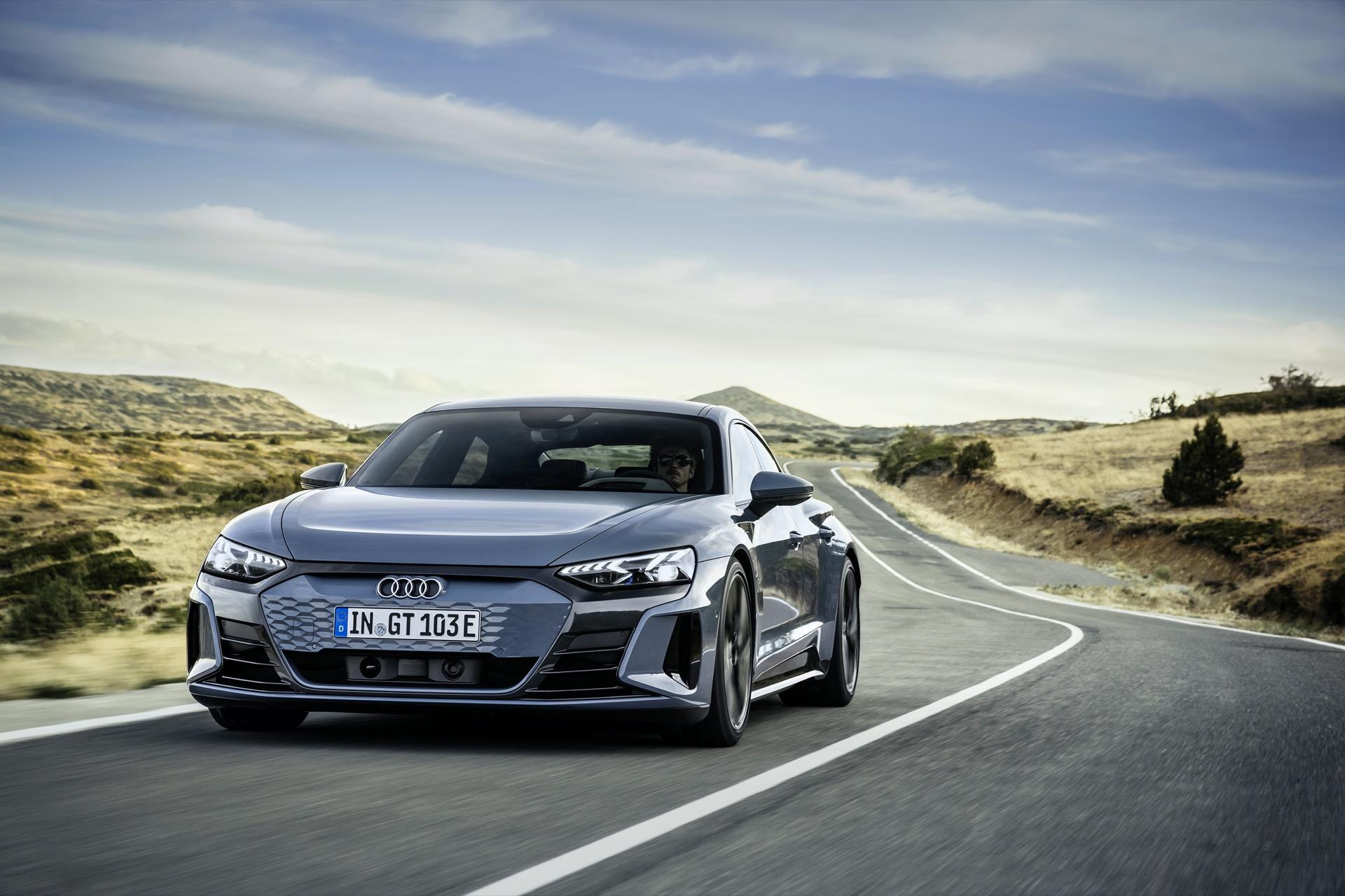 Audi E Tron Gt Quattro