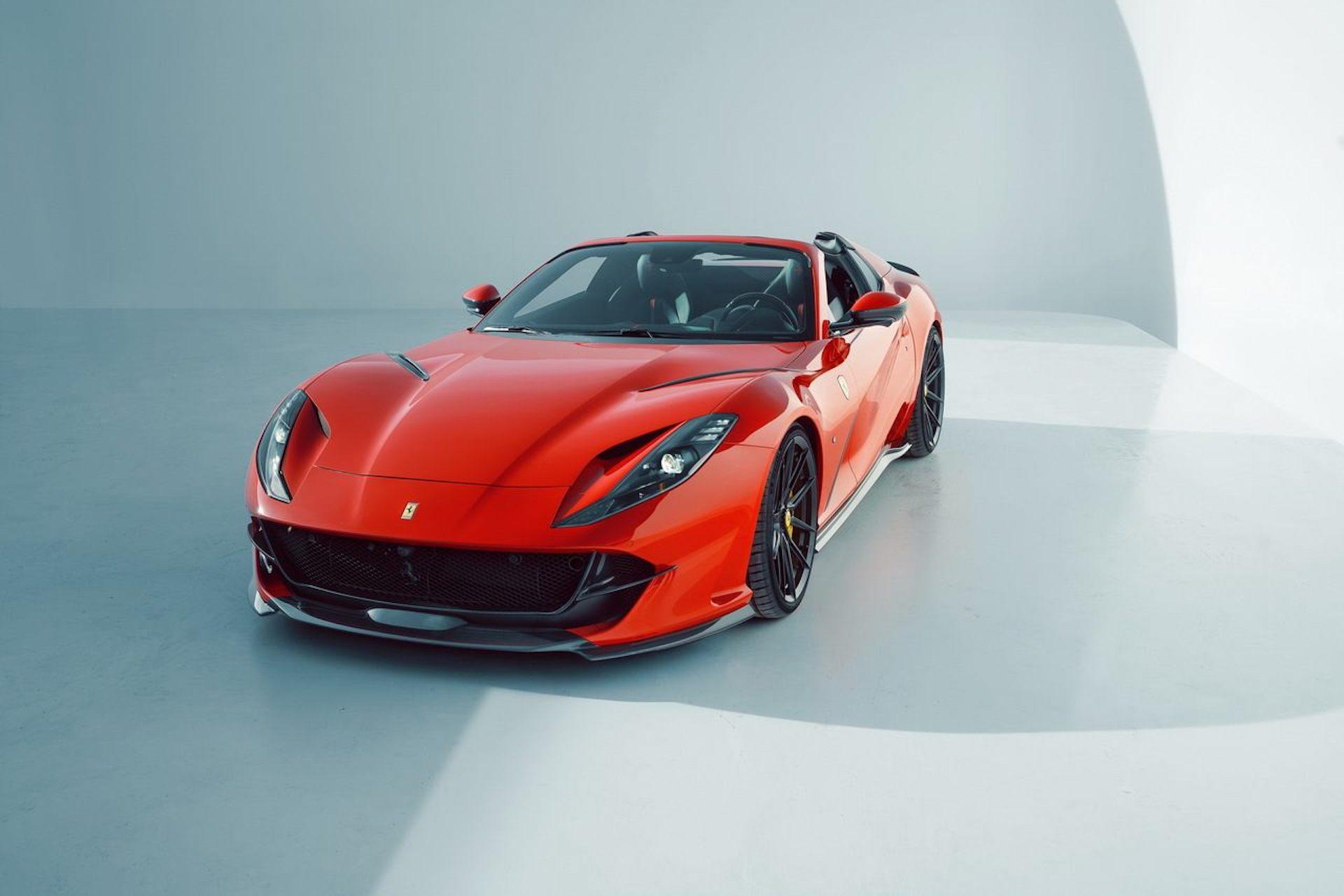 Ferrari 812 Gts Novitec 1