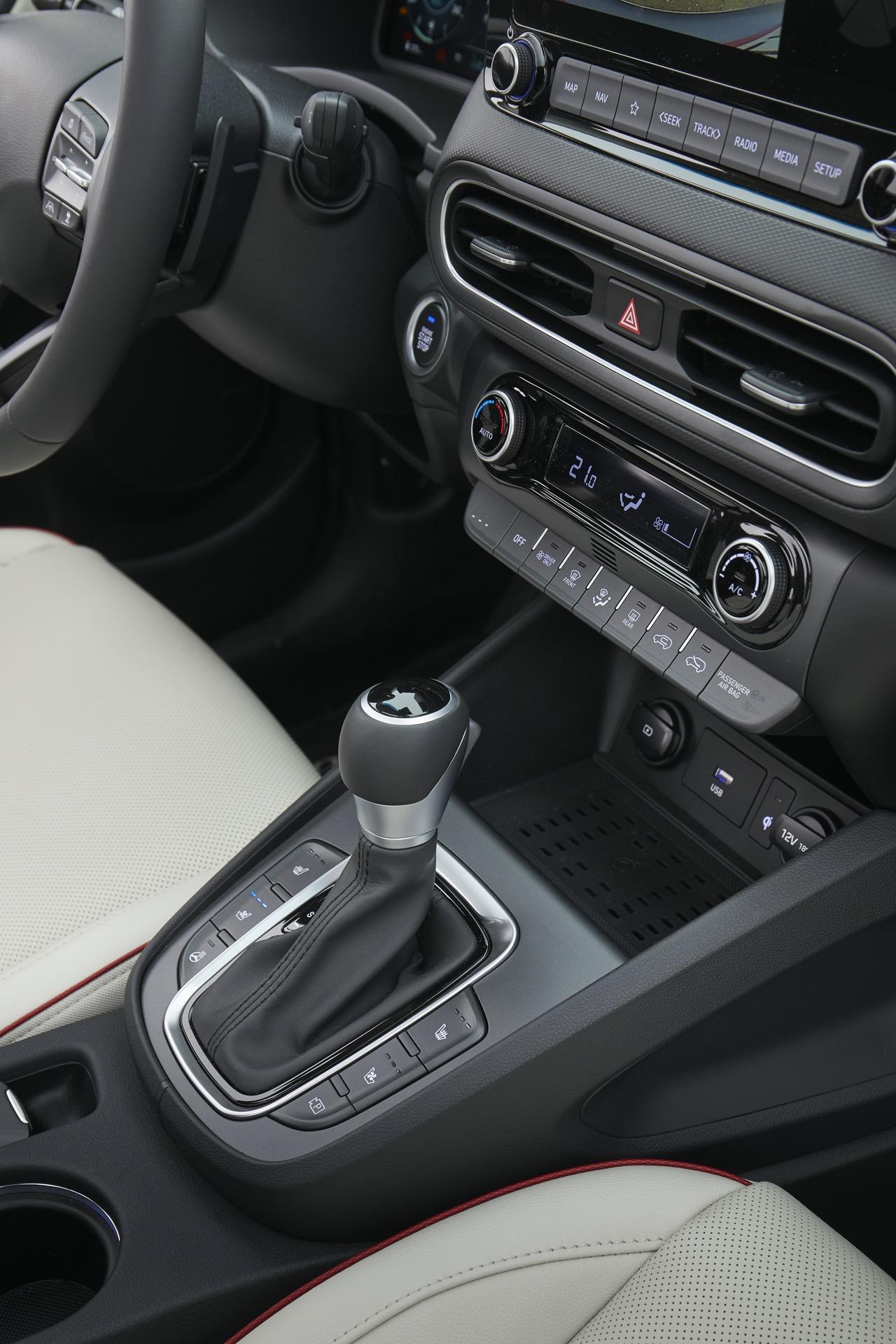 Hyundai Kona 2021 39
