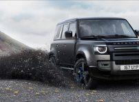 Land Rover Defender V8 38