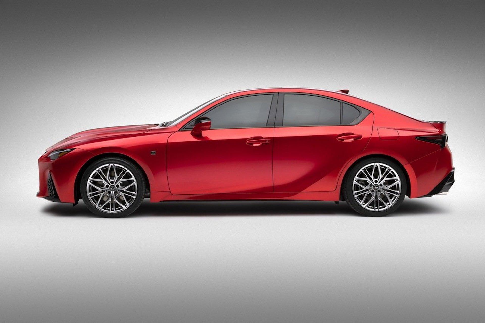 Lexus Is 500 F Sport Performance 2021 2