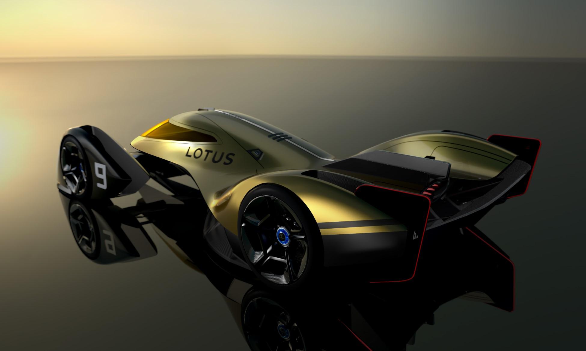 Lotus E R9 Prototipo (1)