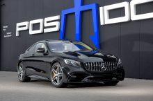 Posaidon convierte el Mercedes-AMG S63 Coupe en una máquina de casi 1.000 CV