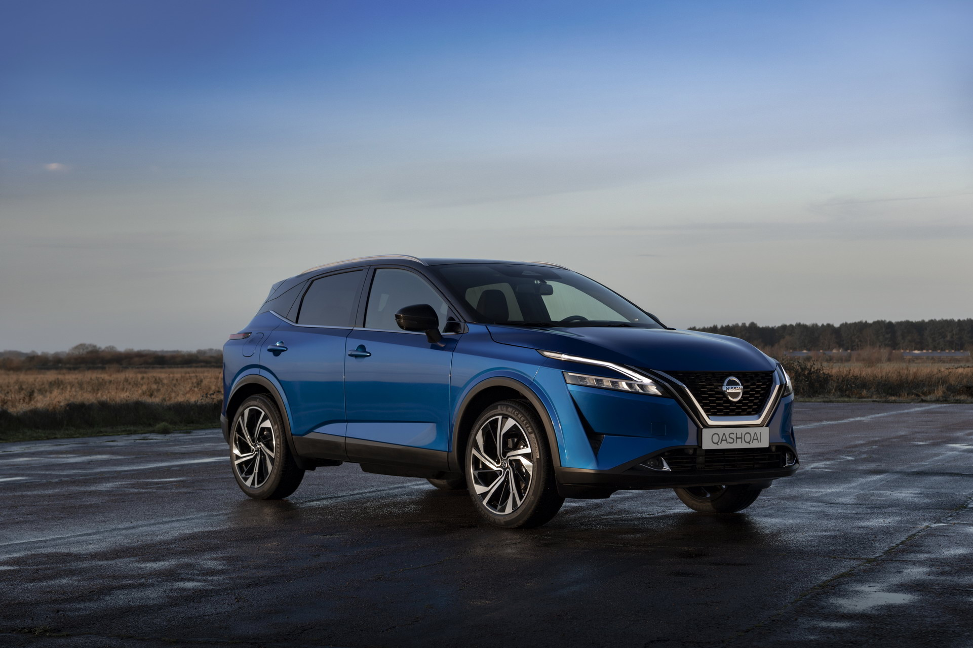 Nissan Qashqai 2021 (15)
