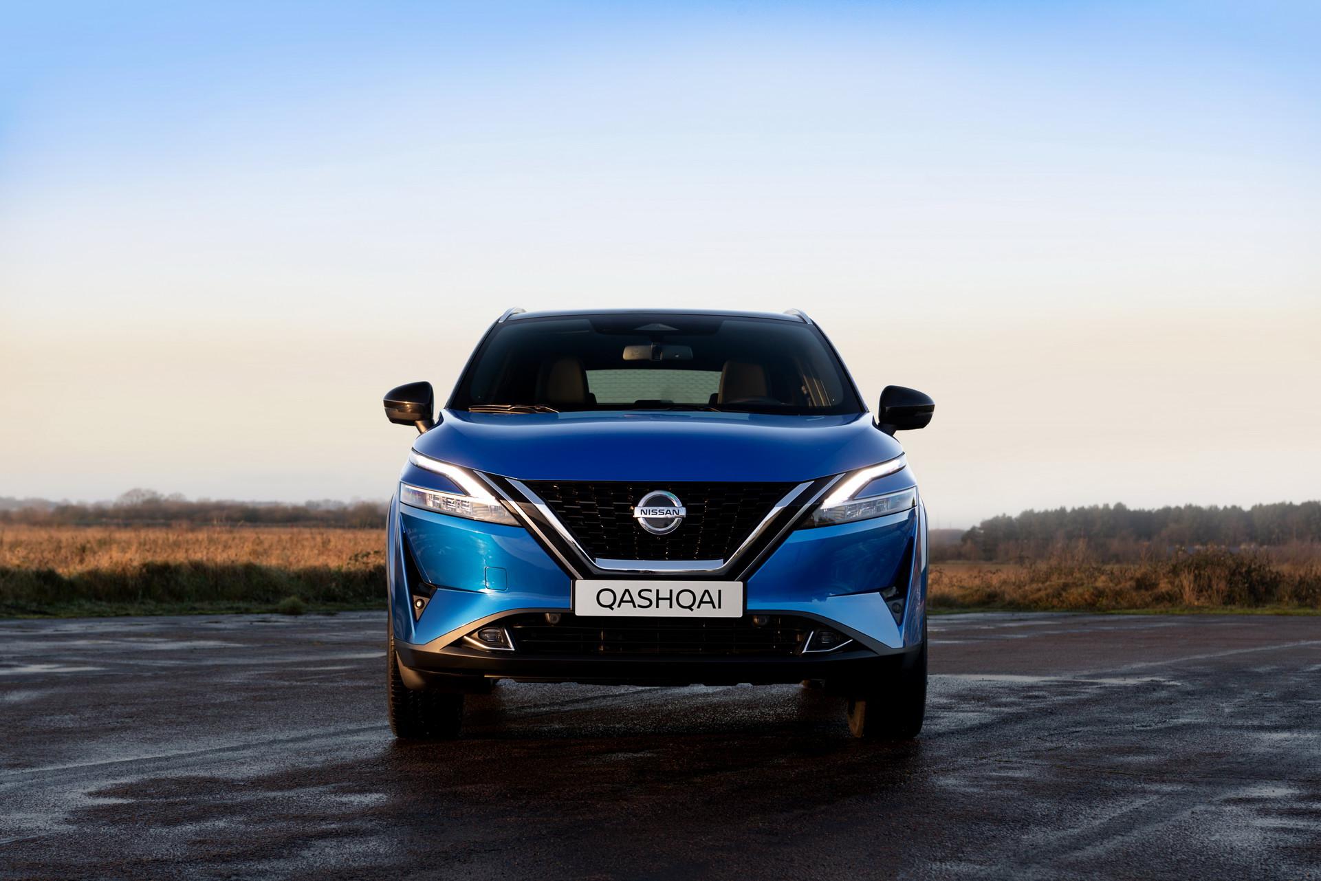 Nissan Qashqai 2021 (16)