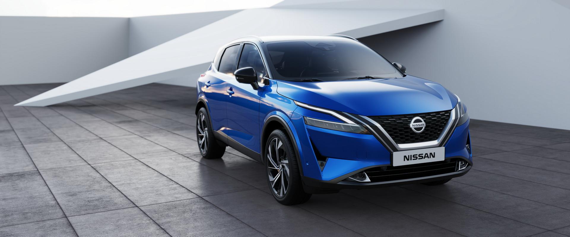 Nissan Qashqai 2021 (17)